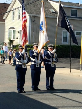 Auxiliary Color Guard
