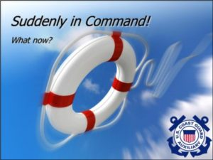 Suddenly in Command Logo