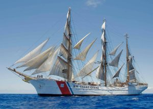 USCG Tall Ship Eagle