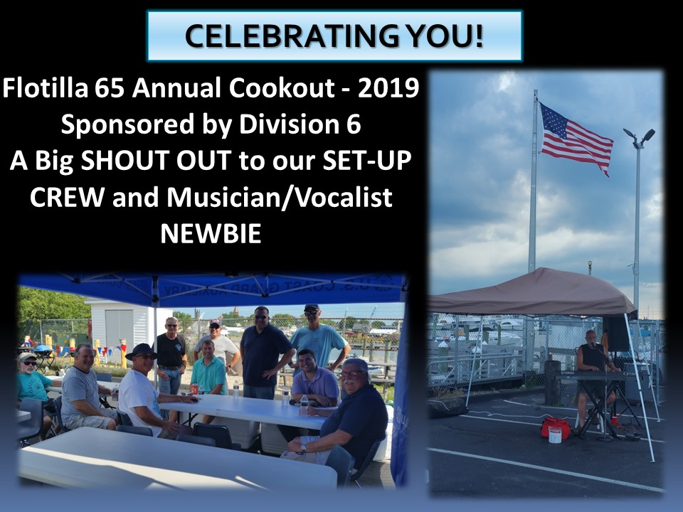 Summer Cookout Celebration July 2019