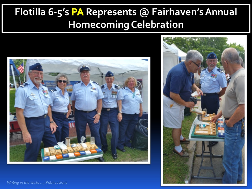 PA @ Fairhaven Homecoming 2019
